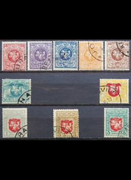 Michel 1989-1990m Vakarų Europos pašto ženklų katalogai G