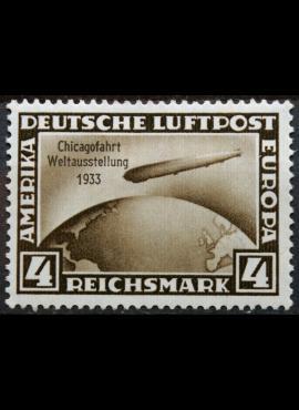 Vokietijos Reichas MiNr 498 MH*