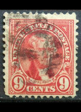 JAV ScNr 561 Used(O)