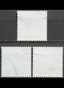 Tarpukario Lietuva, pilna serija MiNr 216-219 Used(O)