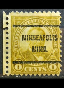 JAV ScNr 560 Used(O)