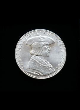 Austrija, SIDABRINIAI 50 šilingų, 1969m