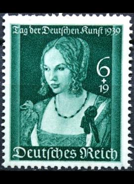 Vokietijos Reichas, MiNr 700 MH*