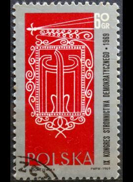 Lenkija ScNr 1644  Used(O)