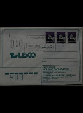 Lietuva, LISCO kompanijos vokas
