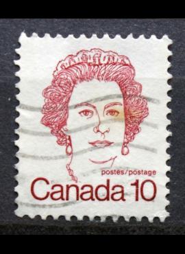 Kanada, ScNr 593A Used(O)