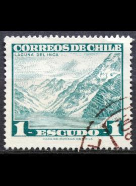 Čilė, ScNr 329A Used(O)