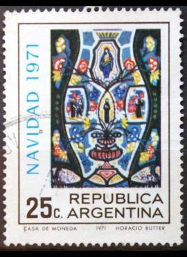 Argentina ScNr 970 Used(O) E