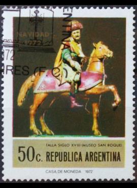Argentina ScNr 986 Used(O) E