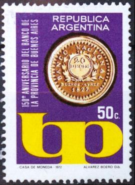 Argentina ScNr 998 MNH** E