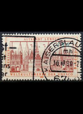 Vokietija MiNr 1447 Used(O)