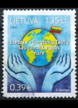 Lietuva MiNr 1165 Used(O)