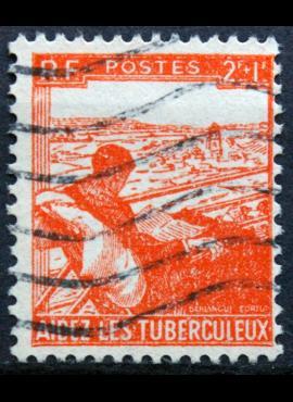 Prancūzija ScNr B193 Used(O)
