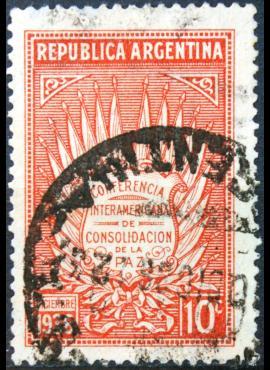 Argentina ScNr 453 Used(O) E