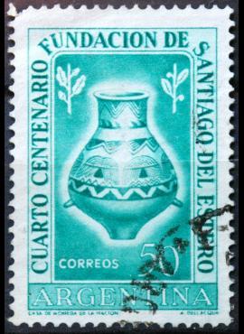 Argentina ScNr 619 Used(O) E