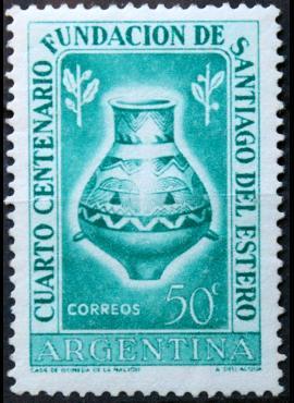Argentina ScNr 619 MNH** E