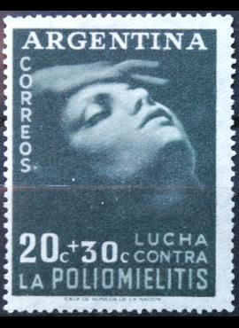 Argentina ScNr B13 MNG(*) E