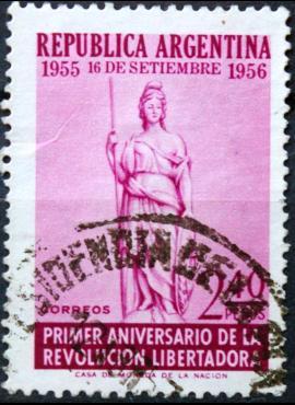 Argentina ScNr 657 Used(O) E
