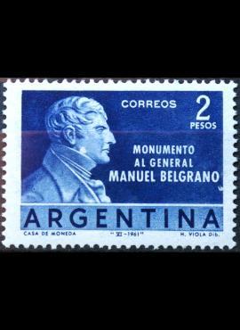 Argentina ScNr 730 MNH** E