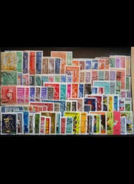 100 vnt. Bolivijos pašto ženklų pakuotė HF031 E