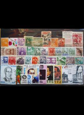 50 vnt. Meksikos pašto ženklų pakuotė HF032 E