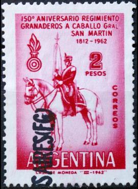 Argentina ScNr 736 Used(O) E