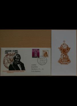 Dailininko A. Šakalio 1991m kolekcinis vokas su atvirute Nr 51 G