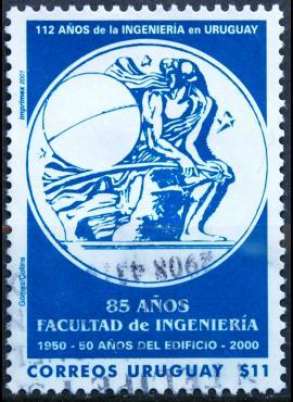 Urugvajus ScNr 1900 Used(O)