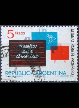 Argentina ScNr 754 Used(O) E