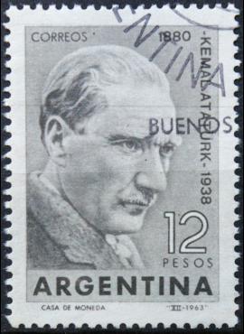 Argentina ScNr 755 Used(O) E