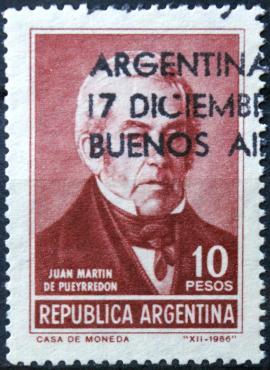 Argentina ScNr 814 Used(O) E