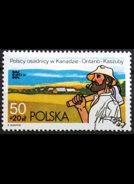 Lenkija ScNr B145 Used(O)