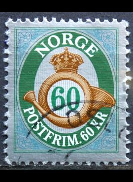 Norvegija, 2015m pašto ženklas Used(O)