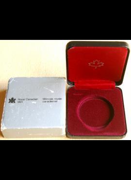 Dėžutė monetai iki 40 mm. skersmens