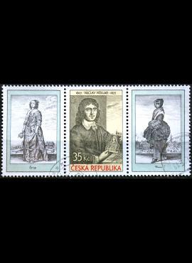 Čekija, blokas nr. 27 MiNr 519 Used(O)