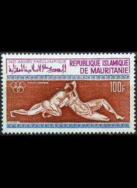 Mauritanija MiNr 414 MNH** V