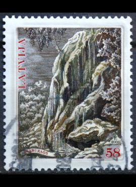 Latvija MiNr 681 Used(O) E