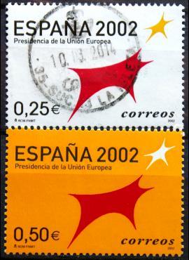 Ispanija, pilna serija ScNr 3141-3142 Used(O)