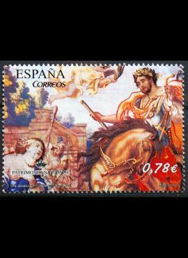 Ispanija, 2010m pašto ženklas Used(O)