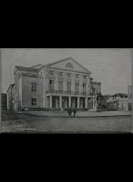 Vokietijos Reichas, Veimaras 1908m atvirlaiškis