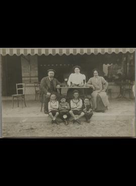 Vokietijos Reichas 1910m atvirlaiškis