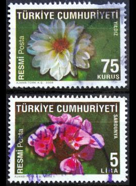 Turkija, 2009 m. pilna serija Used(O)