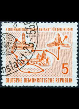 Vokietijos Demokratinė Respublika VDR MiNr 568 Used(O)