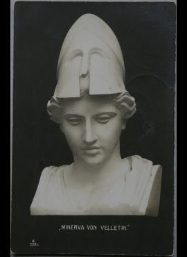 Vokietijos Reichas, Minerva, 1906m atvirlaiškis