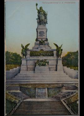 Vokietijos Reichas, Niederwaldas, 1903m atvirlaiškis
