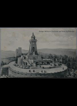 Vokietijos Reichas, Kyffauser, 1913m atvirlaiškis