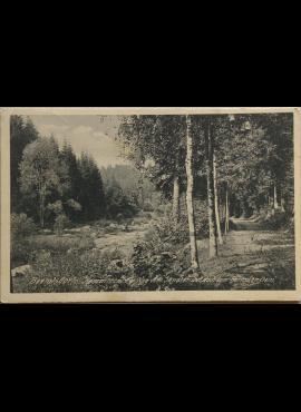 Vokietijos Reichas Berrelsdorfas 1910m atvirlaiškis