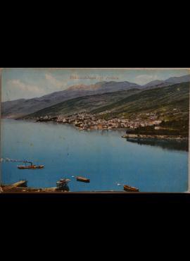 Vokietijos Reichas, Volosca-Abbazia (Kroatija) 1910m atvirlaiškis