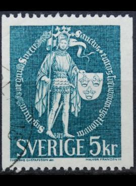 Švedija ScNr 755 Used(O) G