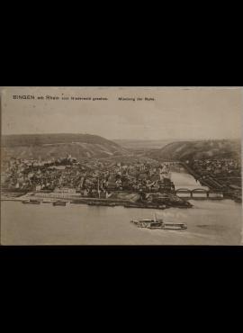 Vokietijos Reichas, Bingenas prie Reino 1918m atvirlaiškis